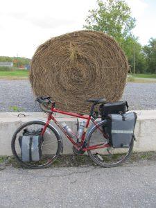Bike and Bale