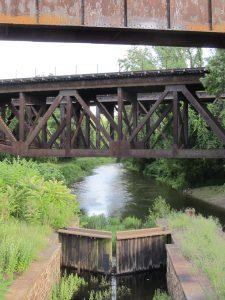 Bridge & Lock
