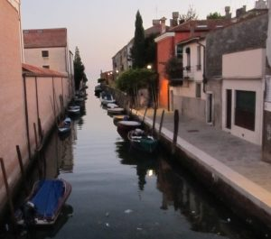 Canal to Bay