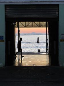 Chioggia Dock Walk