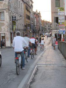 Chioggia Traffic