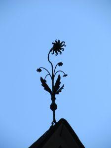 Flower Vane