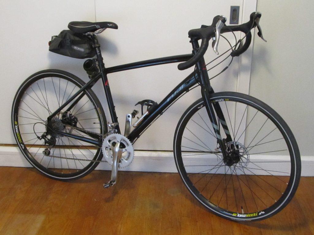 Custom Fuji Road Bike