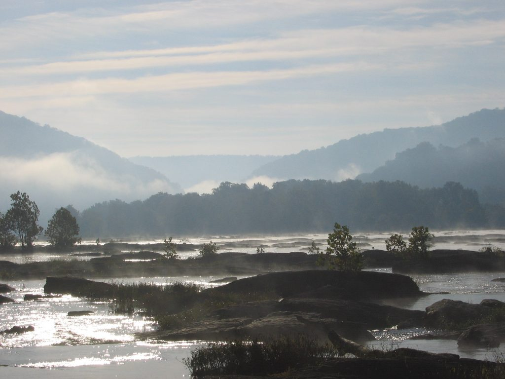 Morning on the Potomac