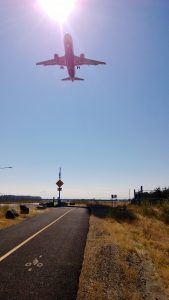 PDX Takeoff