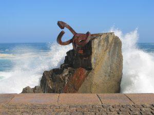 Sea Sculpture