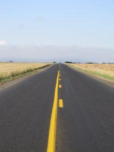 Straight Road