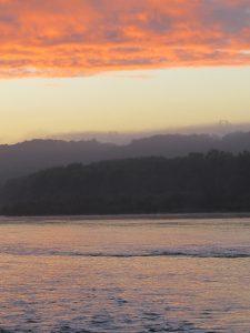 Sunset Potomac
