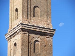 Tower & Moon