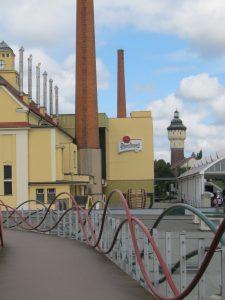 Urquell Brewery