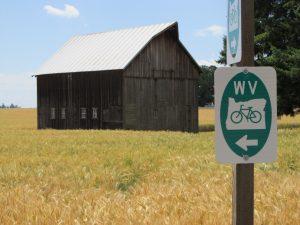 Villamette Valley Trail
