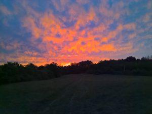 Vranov Sunset