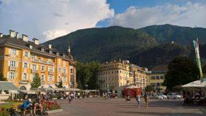 Bolzano Piazza Walther