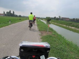 Canalside Cycling