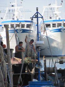 Chioggia Fishermen