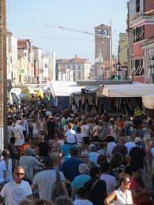 Chioggia Street Market