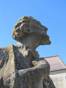 Ficarolo Statue