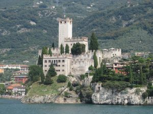 Lake Garda Castle