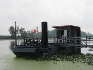 Mincio Party Barge