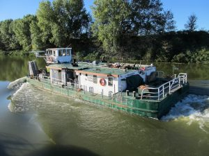 Mincio River Barge