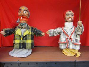 Museo della Giostra Figures
