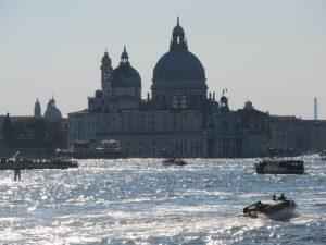 Venice Water Traffic