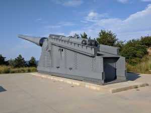 16 Inch Gun