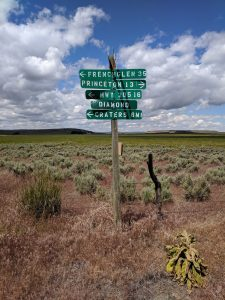 Lava Beds Rd