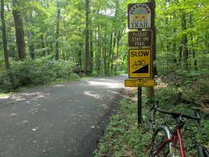 Perkiomen Trail Descent