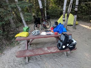 Camping Fou du Roi