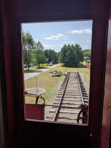 Labelle Caboose View