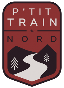 P'tit Train du Nord Logo