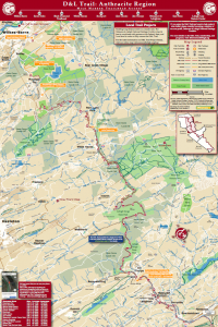 DL Trail Anthracite Map Image