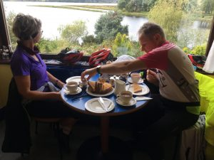 Tea in Bonar Bridge